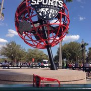 ESPN Wide World Of Sports Complex - The yelp! glasses make yet another appearance. - Kissimmee, FL, Vereinigte Staaten