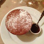 Chocolat souffle