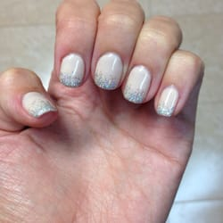 Gel Manicure By Linh Love The Glitter