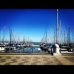 South Beach Park - So relaxing! - San Francisco, CA, Vereinigte Staaten