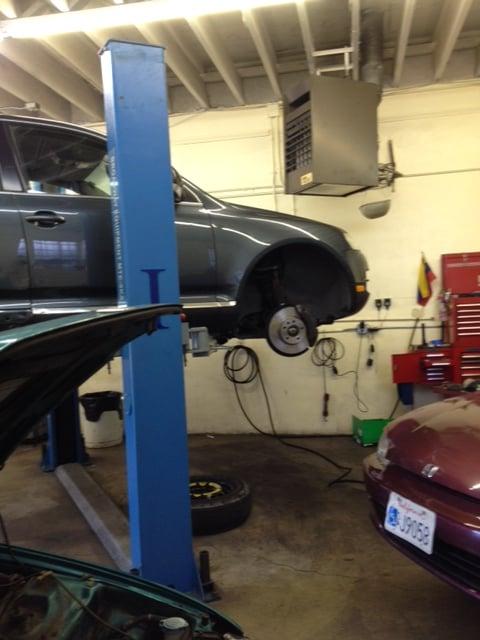 Arlington Auto Shop Car Repair Auto Repair Albany Ca