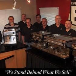 espresso machine experts