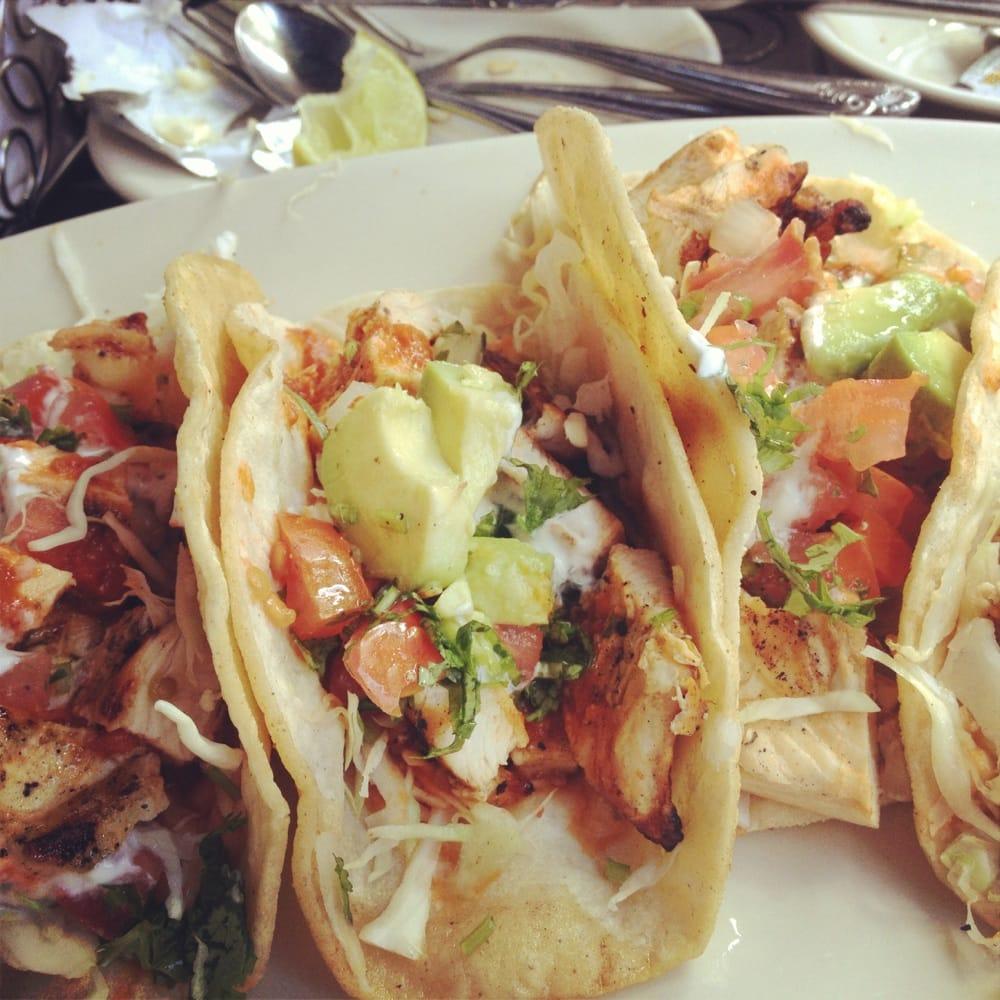 Baja Chicken Baja Chicken Tacos