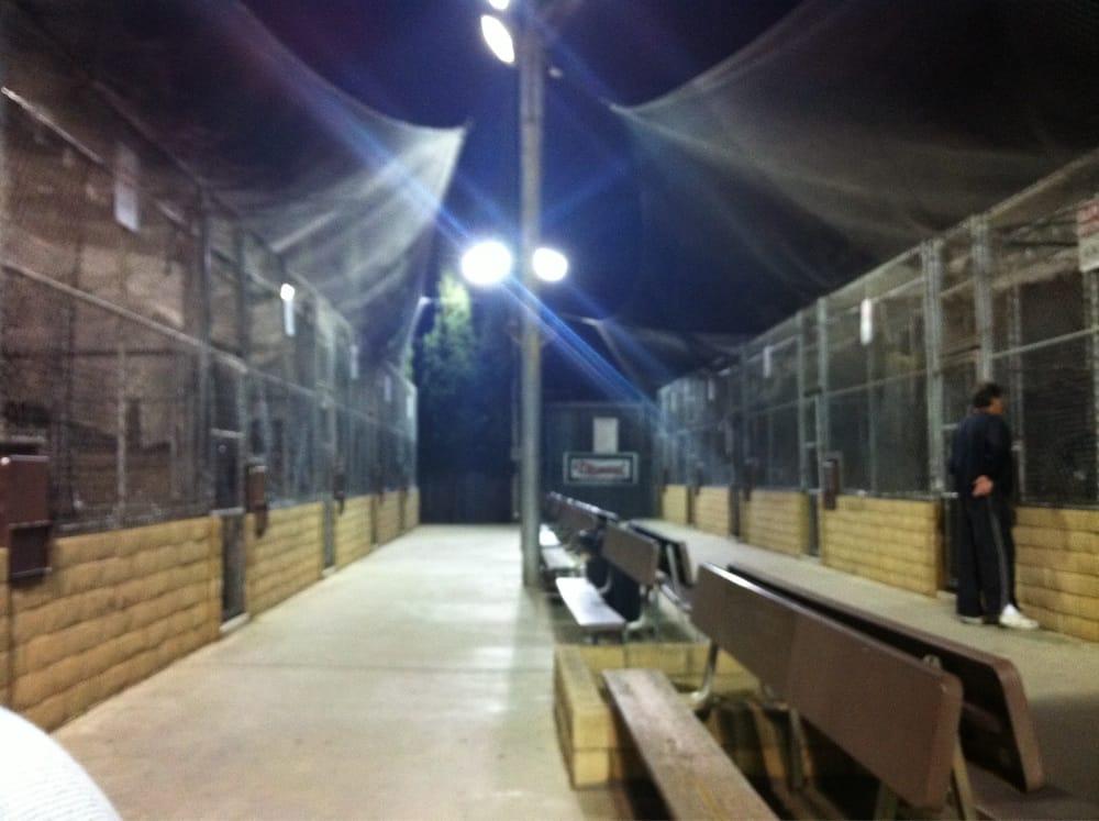 Baseball Batting Cages Home Run Park Of Anaheim