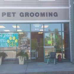 Peace paws grooming salon lee 39 s summit mo yelp for 4 paws grooming salon