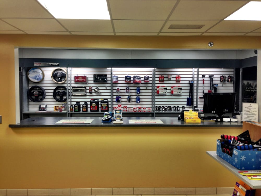 Toyota Parts Counter Yelp