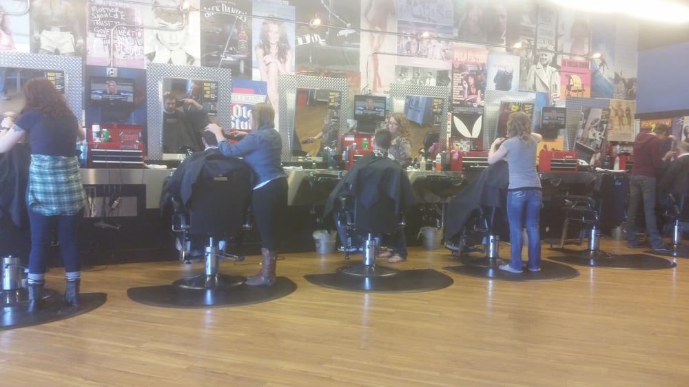 Jude?s Barbershop - Barbers - Kalamazoo, MI - Reviews - Photos ...