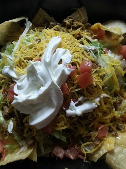 Taco Bueno Nachos Taco Bueno Fort Worth tx