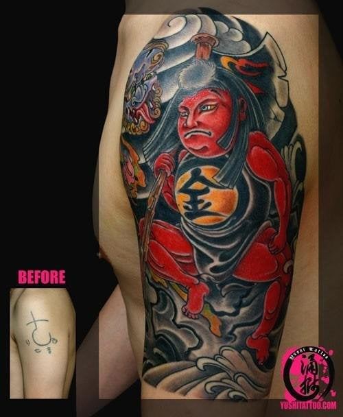Yushi tattoo closed tattoo downtown los angeles for Best tattoo removal los angeles