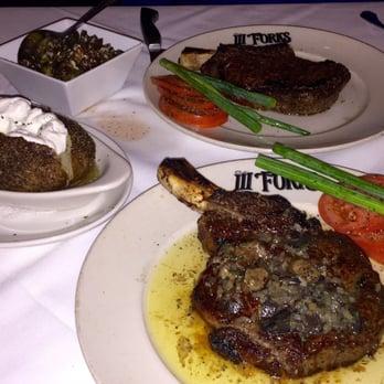 Iii Forks 50 Photos Steakhouses Palm Beach Gardens
