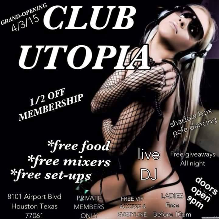 utopia club houston