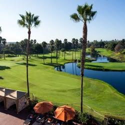 Manhattan Beach Marriott - Manhattan Beach, CA, États-Unis. Beautiful Golf Course View!