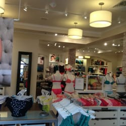 aerie store A view from the front of the new aerie store at South