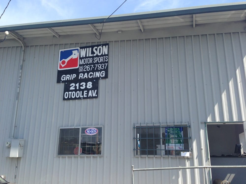 Wilson motorsports 22 photos auto repair north san for United motors san jose
