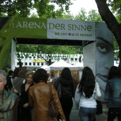 Arena der Sinne, Köln, Nordrhein-Westfalen