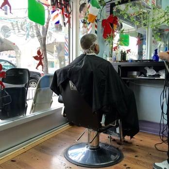 Barber Shop In Spanish : ... Barbershop - Sunnyside, NY, United States. Inside Juan