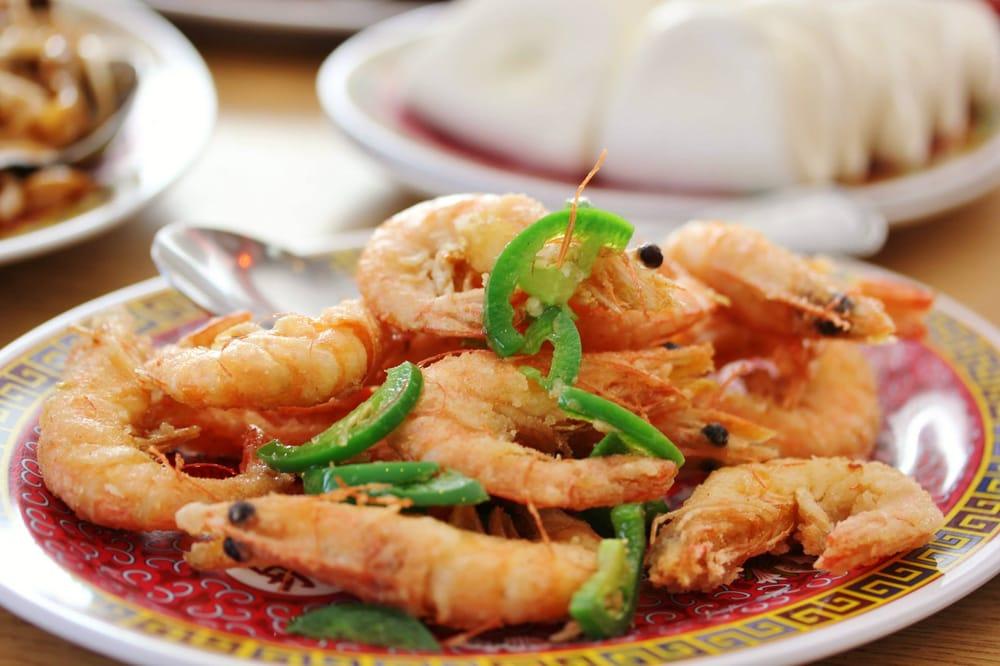 , NV, United States. Spicy Shrimp in Shell aka Salt & Pepper Shrimp ...