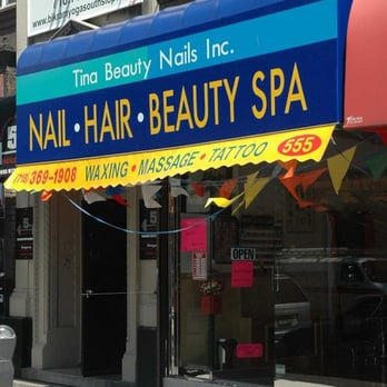 Brooklyn spa salon hair salon brooklyn beauty salon tina s for 24 hour nail salon brooklyn