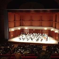 """Ordway Center for the Performing Arts - Abiding by the """"no flash"""" rule. :) - Saint Paul, MN, Vereinigte Staaten"""