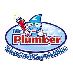 Mr. Plumber Plumbing Co. logo