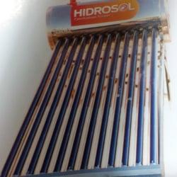Calentadores hidrosol