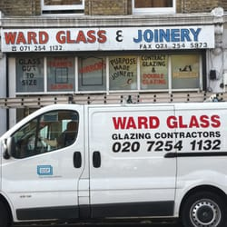 Ward Glass, London