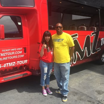 Tmz hollywood tour los angeles ca united states for Tmz tours in los angeles