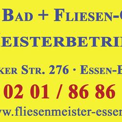 ABC Bad + Fliesen Ginal, Essen, Nordrhein-Westfalen
