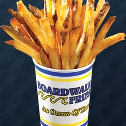 Boardwalk Fresh Burgers & Fries - Fresh Cut Boardwalk Fries - Boca ...