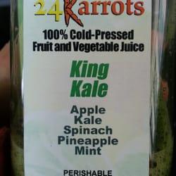 24karrots juice bar 21 photos health markets bucktown 24karrots juice bar chicago il united states king kale apple malvernweather Image collections