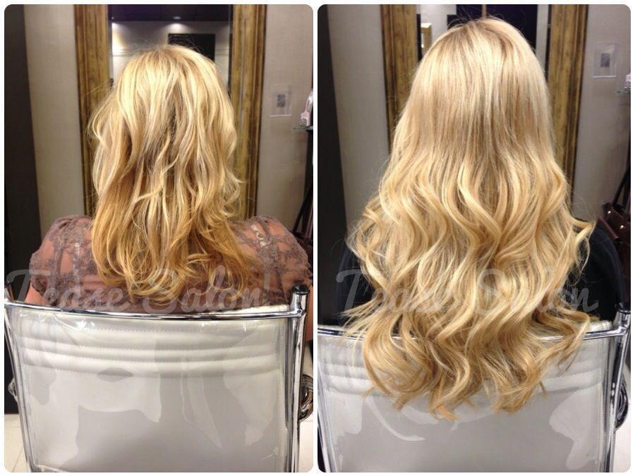 - Hair salon extensions ...