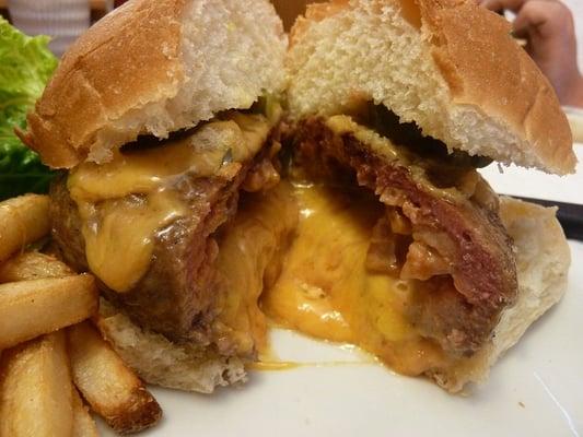 habanero cheddar bacon stuffed burger king bacon cheddar cheddar ...