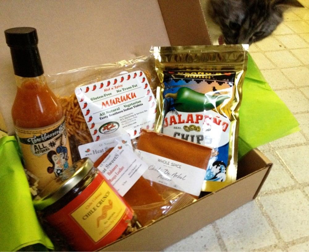Chiles de Arbol Powder May Box Chile de Arbol
