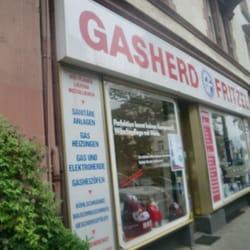 Gasherd- Fritzel, Frankfurt, Hessen