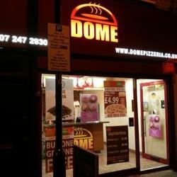 Dome's Kitchen, London