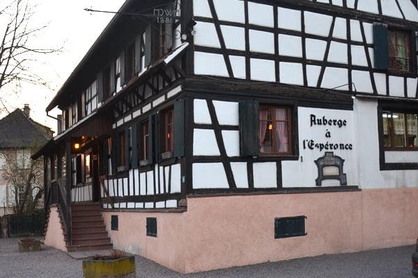 Restaurant-Auberge à l'Espérance (Handschuheim)