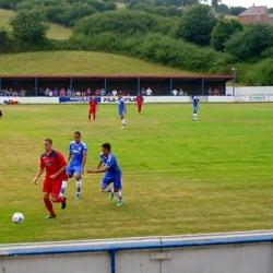 Colwyn Bay v Chelsea U-21's 27/07/13