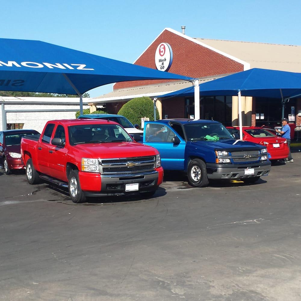 Simoniz Car Wash Colleyville