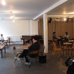Café Oto, London, UK