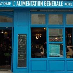 Alimentation Générale, Paris, France