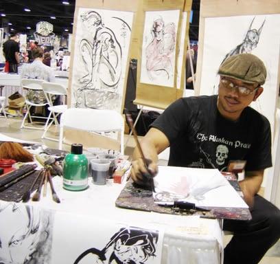 Andy Lee artist