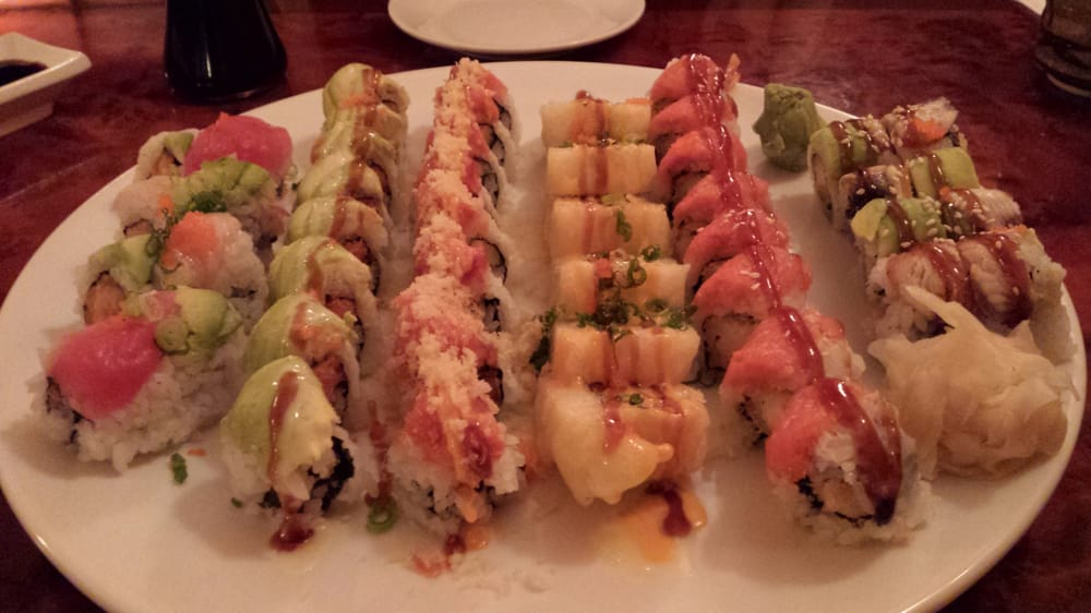 Wasabi japanese s cuisine 11 billeder japansk mount for Asian cuisine 08054