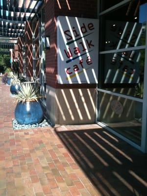 Sidewalk Cafe Addison Tx