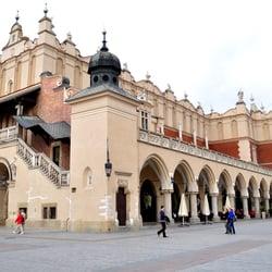 Rynek Główny, Kraków, Poland