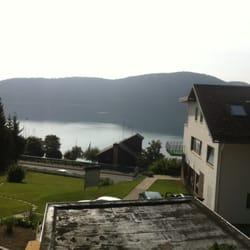 Ausblick rechts vom Hotel aus gesehen,…