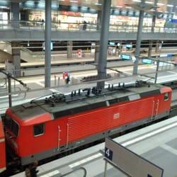 Berlin Hauptbahnhof, Berlin