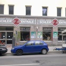 Schleifzentrale Maier & Cernay, Munich, Bayern, Germany