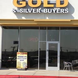 Gold & Silver Buyers logo