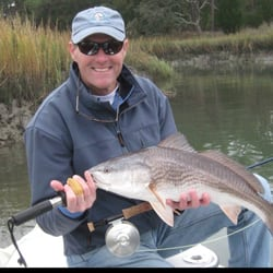 Affinity charters fishing john 39 s island sc yelp for Kiawah island fishing