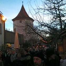 Blutenburger Weihnacht, München, Bayern